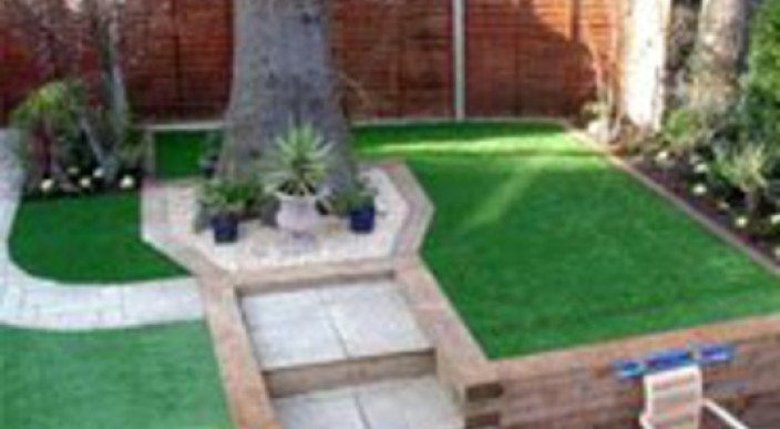 Fake It with a lovely lawn photo 1