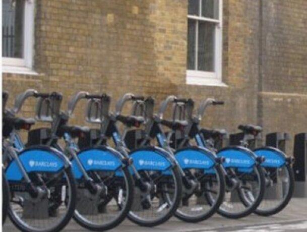 Barclays bike scheme