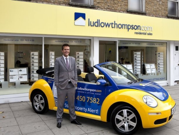 ludlowthompson's agents keep arrears low