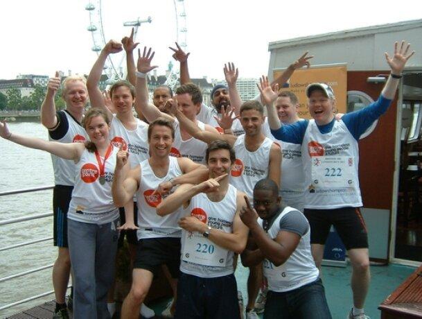 ludlowthompson Centrepoint running team