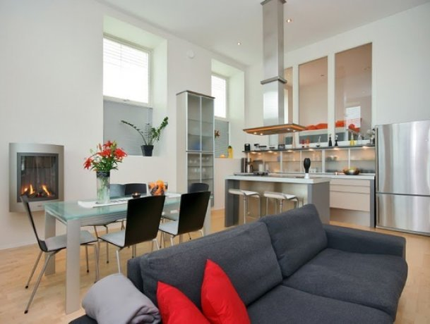 Low voids, high yield buy-to-let property