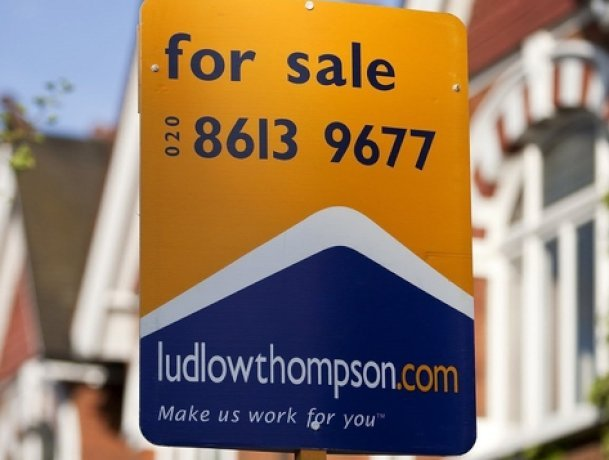 Predictions for London house sales in 2012