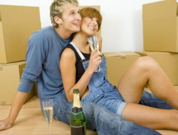 Flats for first time buyers