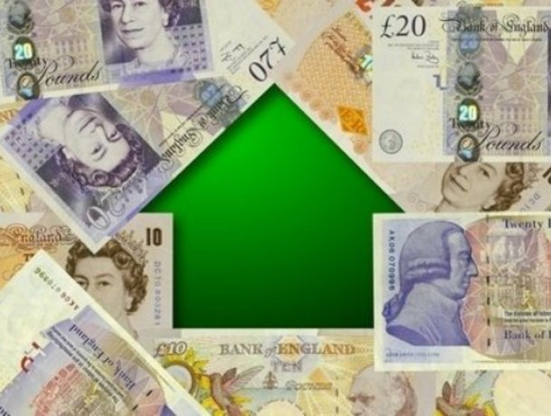 Property prices rising in London