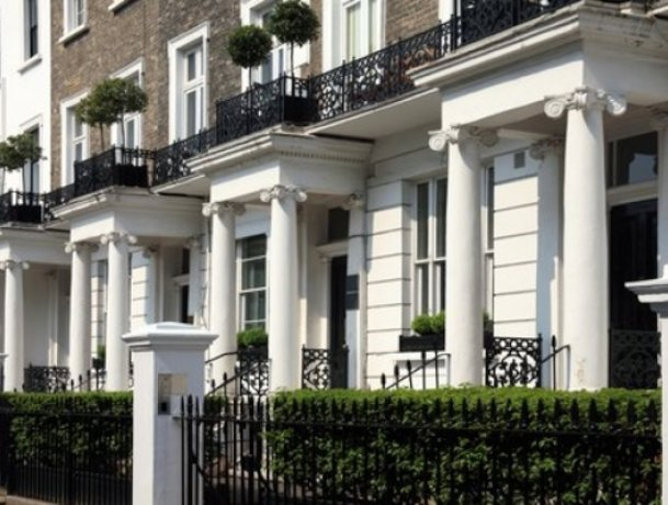 London property seen as safe haven from Eurozone crisis
