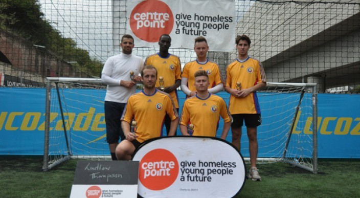 Over £25,000 raised for Centrepoint in 2013 photo 1