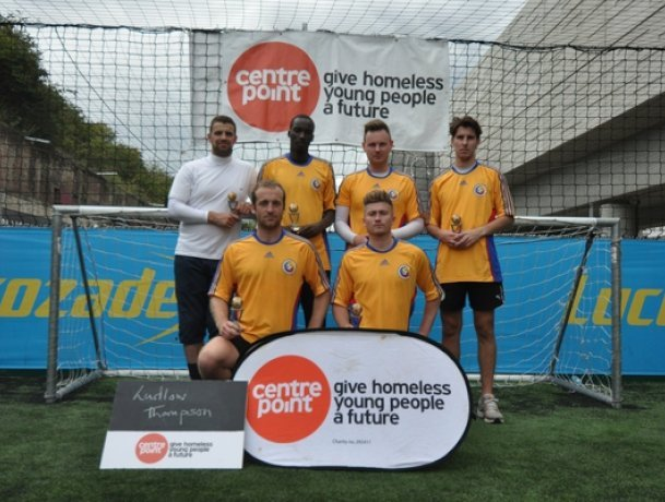 Centrepoint charity football game