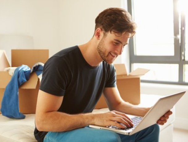 Check your prospective home's broadband signal