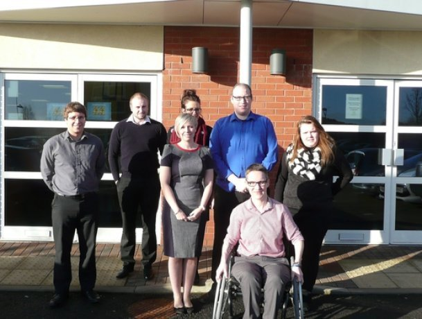 ludlowthompson are proud to support apprentices