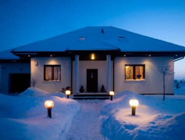 The coldest homes on Earth.