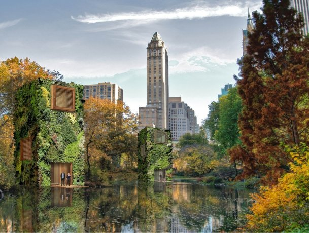 Dutch architect plans 100% eco-city