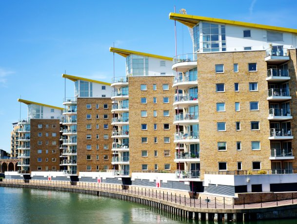 Increased riverside housebuilding will lead to more options for tenants