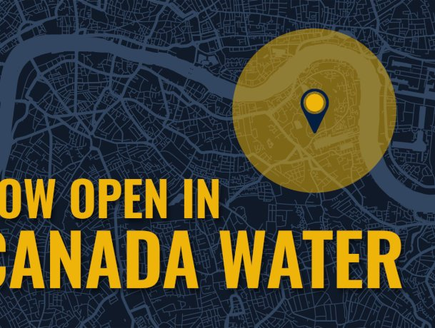 ludlowthompson Now Open in Canada Water