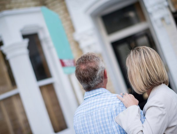 Are retirees becoming part of a new 'generation rent'?