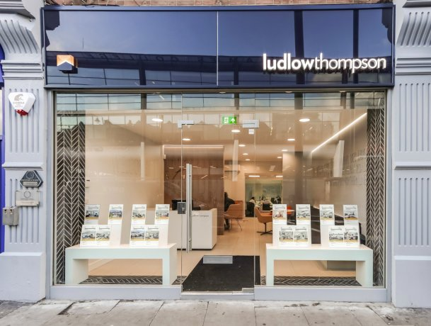 """Modern Aspirational Open! – ludlowthompson unveil newly rebranded office in Tooting – declared one of """"world's coolest neighbourhoods"""""""
