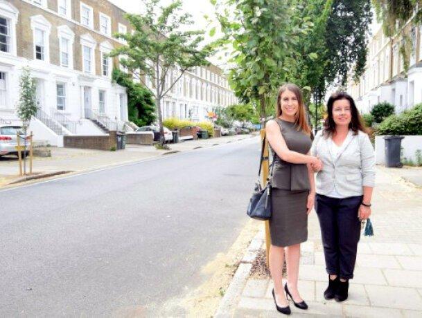 ludlowthompson helping to make south Lambeth neighbourhoods blossom