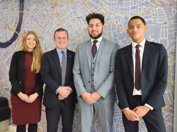 ludlowthompson continues to cultivate talent from within with three recent Assistant Manager promotions