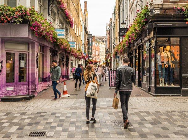 London remains 'Generation Rent' hotspot as renting increasingly becomes a lifestyle choice
