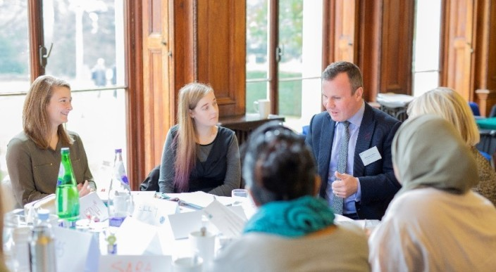 ludlowthompson looks to inspire some of the capital's future leaders at University of Roehampton leadership day photo 1