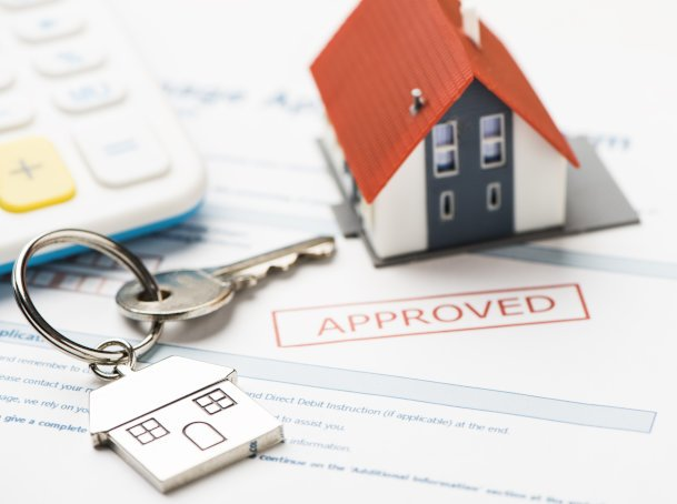 Mortgage approvals hit two-year high