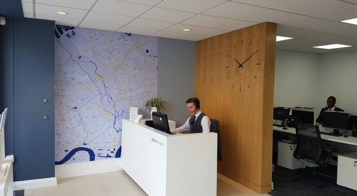 Modern, Aspirational, Open! – Our Bow Office completes major refurbishment as local area flourishes  photo 4
