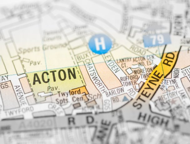 Why Acton could be one of London's next buy-to-let hotspots