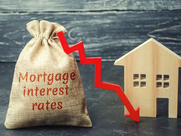 Sharp drop in buy-to-let mortgage costs