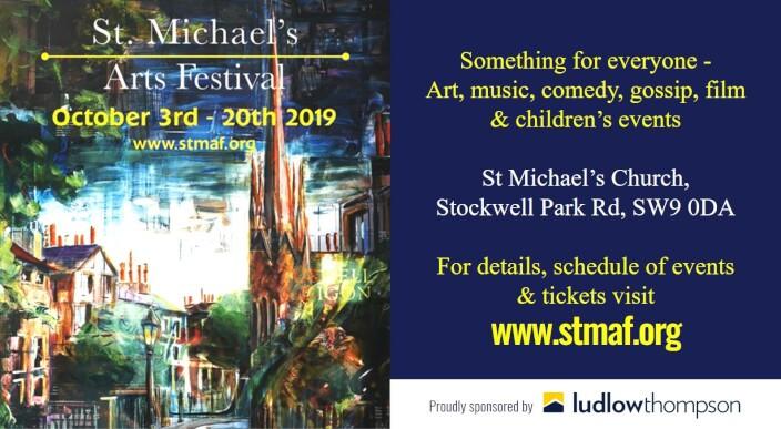 ludlowthompson sponsors Stockwell's Annual Arts Festival  photo 1