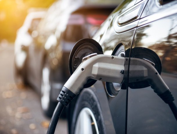 Could landlords get a higher rent for their property if it's near an electric vehicle charge point?