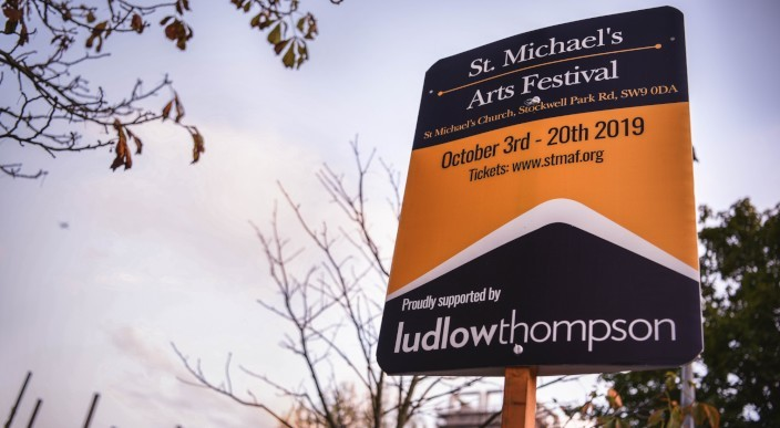 ludlowthompson sponsors Stockwell's Annual Arts Festival  photo 1