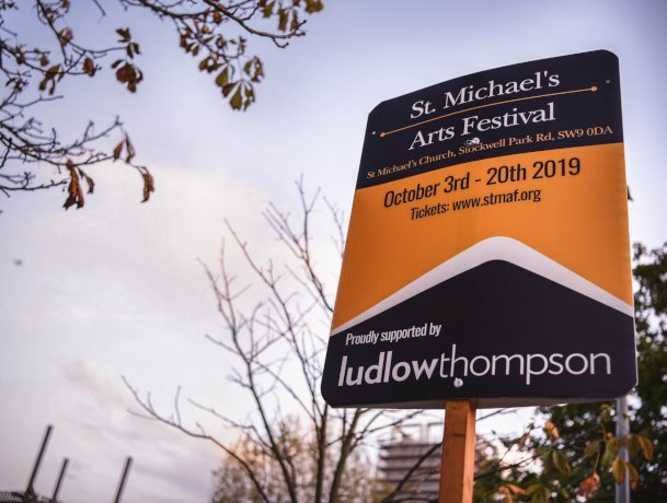 ludlowthompson sponsors Stockwell's Annual Arts Festival