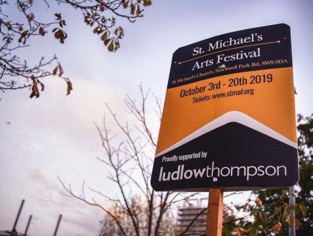 ludlowthompson sponsors Stockwell's Annual Arts Festival