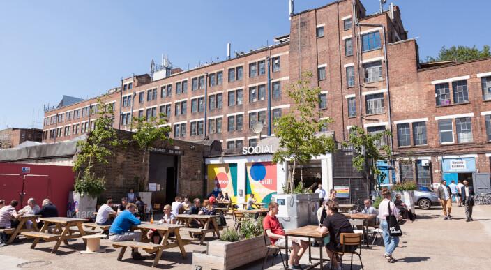 Peckham named London's coolest neighbourhood for a 2nd time