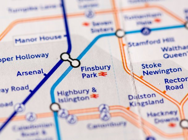 5 locations in London which combine value for money and excellent transport links