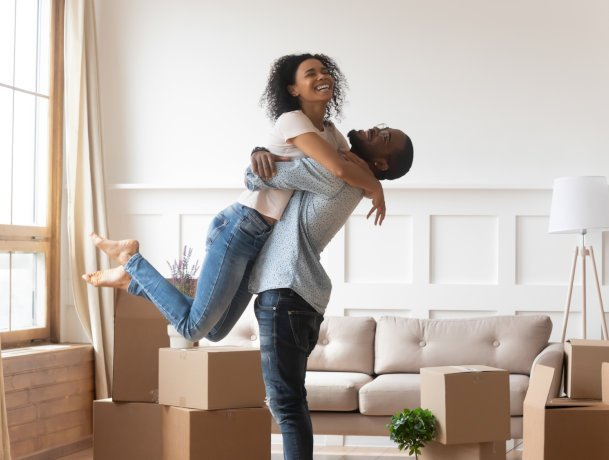 Number of first-time buyers reaches a twelve-year high