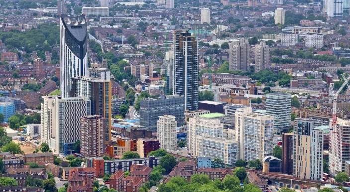 House price growth near regeneration areas in London outperforms wider market