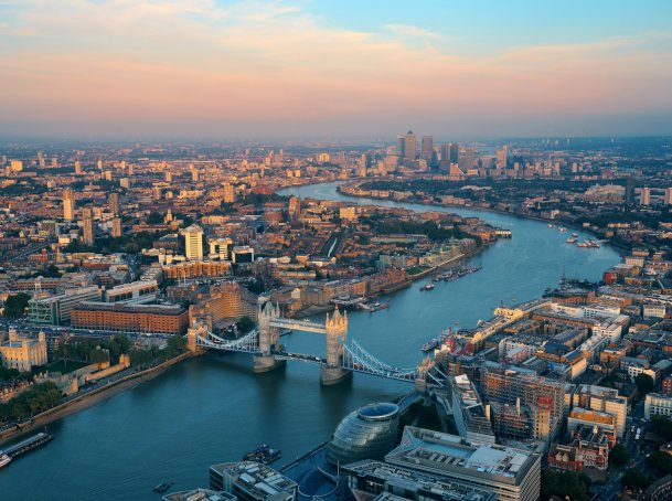 Number of buy-to-let properties in London rises by 94,000 in three years