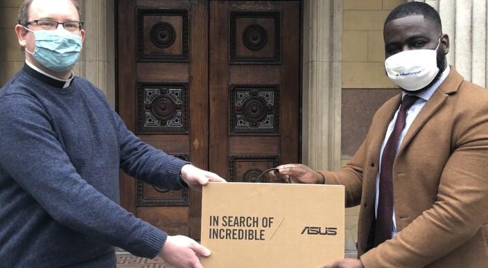 ludlowthompson supports community laptop sponsorship scheme photo 1