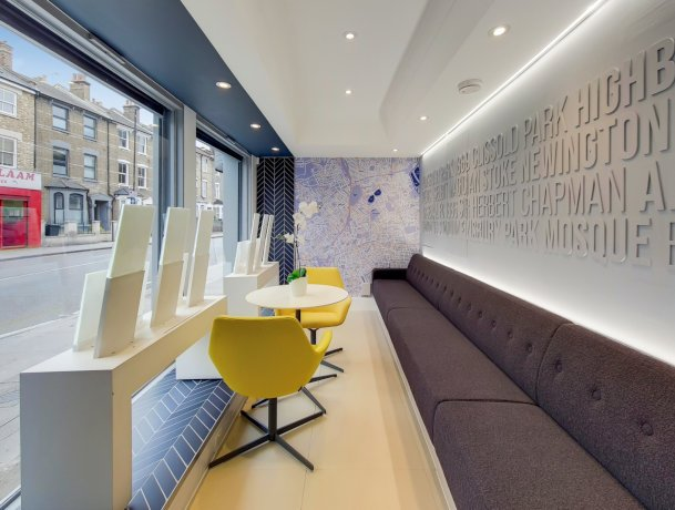 ludlowthompson celebrate 28th Anniversary – with new look Finsbury Park office
