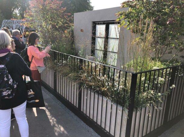 Chelsea Flower Show 2021 celebrates small urban spaces