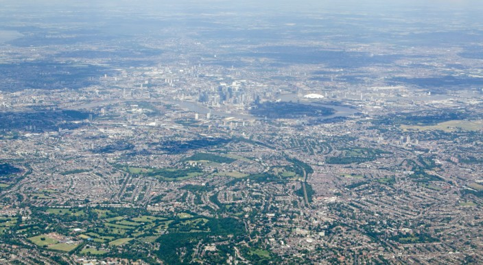 Four London areas becoming burgeoning hubs for first-time buyers looking for a hybrid working base