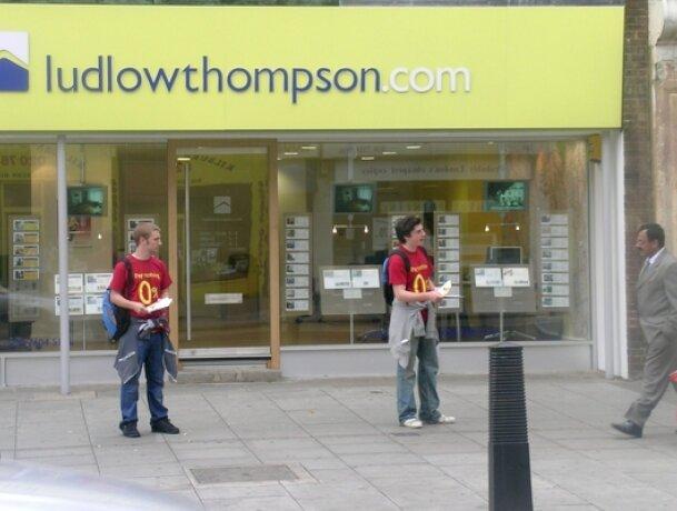 ludlowthompson office at Kilburn