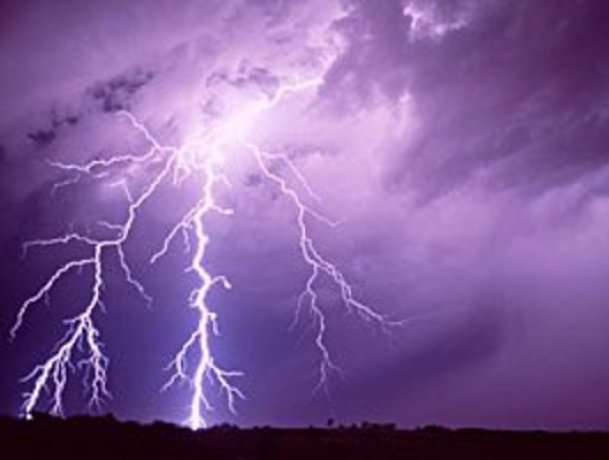 Lightning strike fails to wake three year-old
