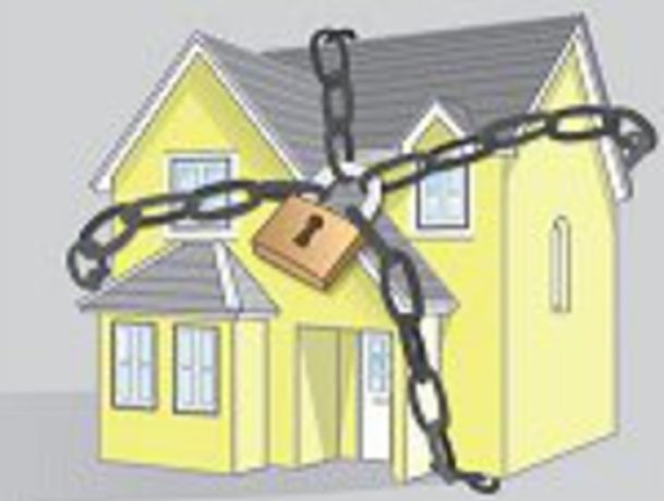 Safeguard against property fraud