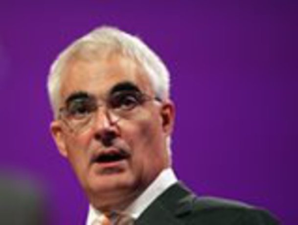 Alistair Darling is looking at a range of options