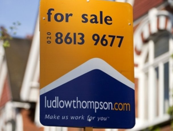 For Sale Board, ludlowthompson photography by Charles Hosea