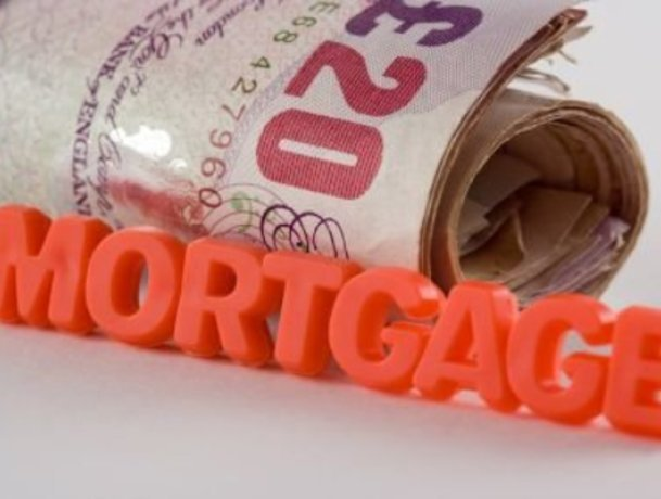 Overall decline in the mortgage market