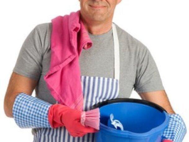 Dove for Men survey housework