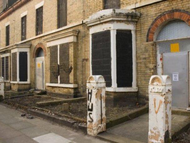 empty property tax
