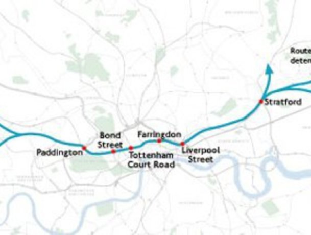 Crossrail could property cause hotspots